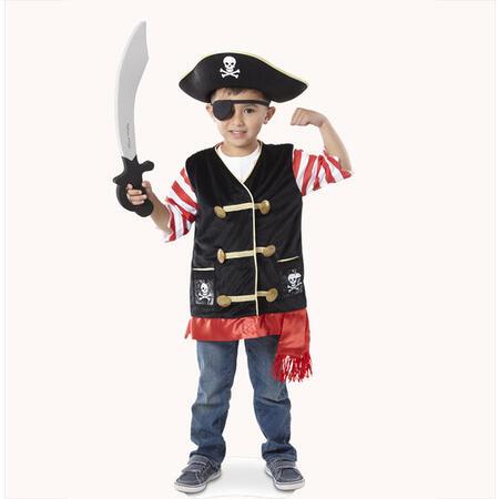 Kompletní kostým - Pirát - 6