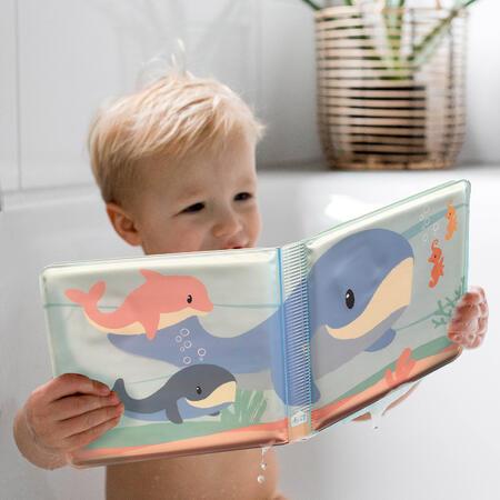 Mořský svět pěnová knížka - 6