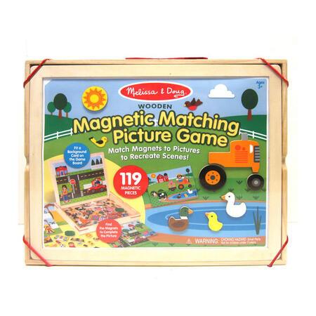 Dřevěné magnetické příběhy - 6