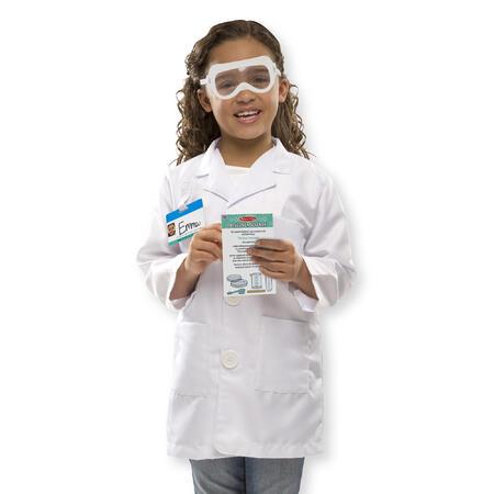 Kompletní kostým Vědec - 7