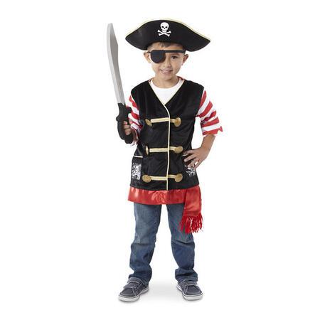 Kompletní kostým - Pirát - 7