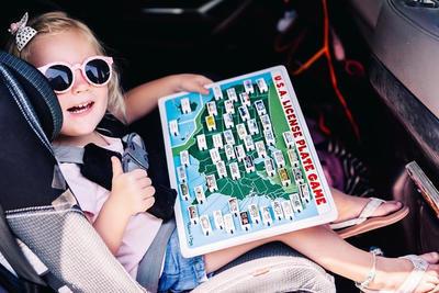 20 nápadů na cestování s dětmi
