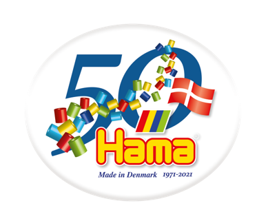 50 let se korálky HAMA